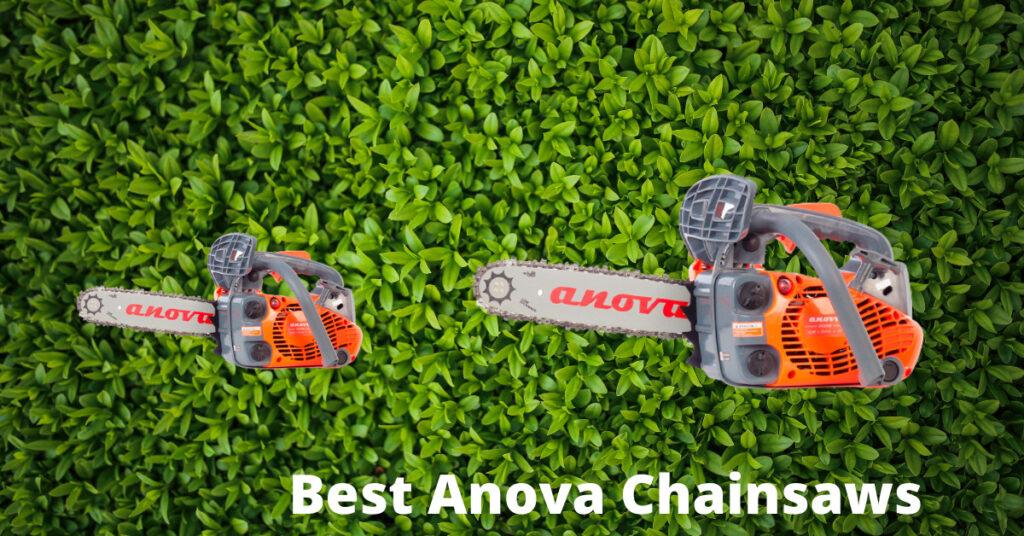 Best Anova Chainsaws