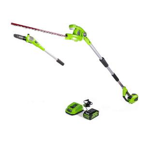 Greenworks 40V 8-inch - Electric Pole Saw