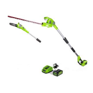 Greenworks 40V - Cordless Pole Saw