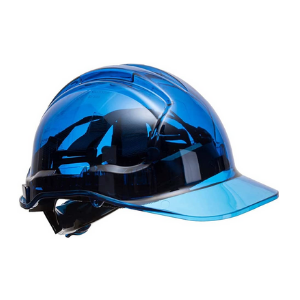 Cheap safety helmet Portwest pv64blu