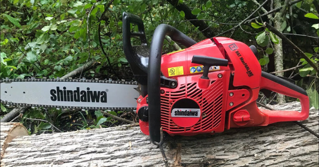 Shindaiwa Chainsaws Reviews